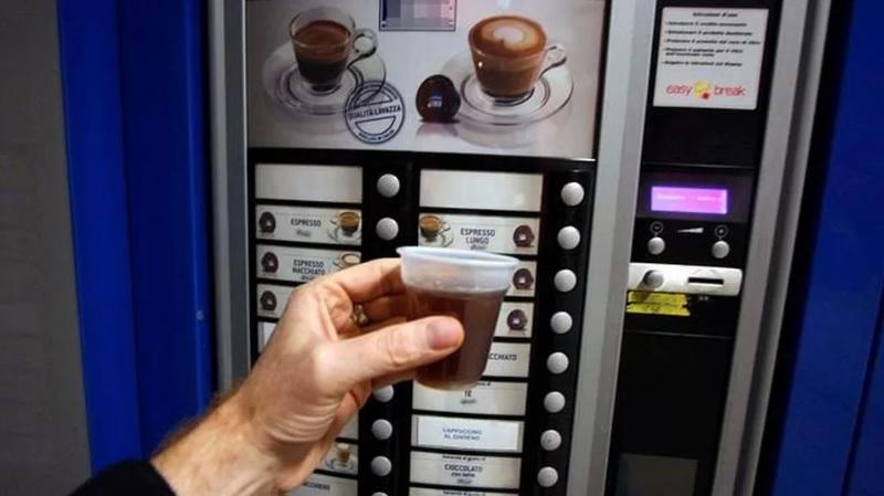 settore vending macchine caffe
